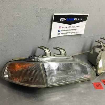 Edm Glass eg6 Headlights