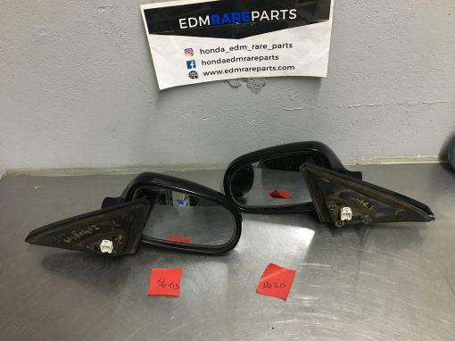 Edm Mirrors Heated Civic Ek