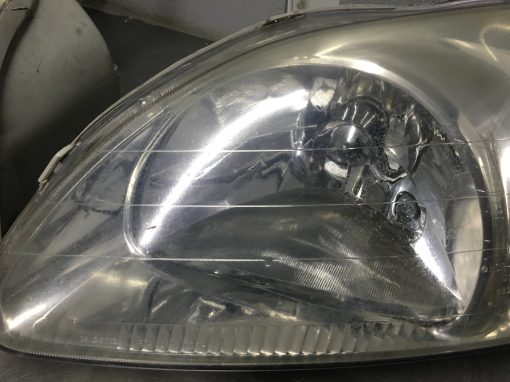 Edm Sir Headlights Pre facelift