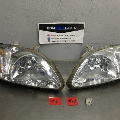 96-98 Headlights SIR EK4 LHD