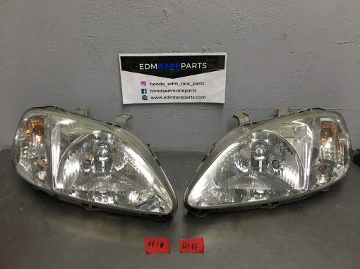 Edm Headlights 99-00 Facelift Civic Ek