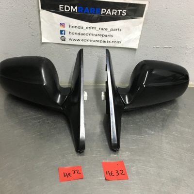 Edm Power Mirrors Manual Folding Civic Ek
