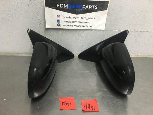 Edm Mirrors Manual Folding LHD