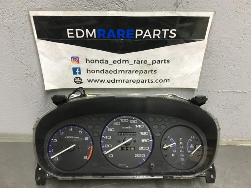 Edm Automatic Cluster Civic Ek