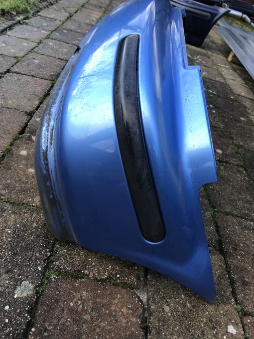 Edm Rear Bumper Honda Civic