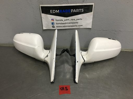 Civic sedan mirrors folding