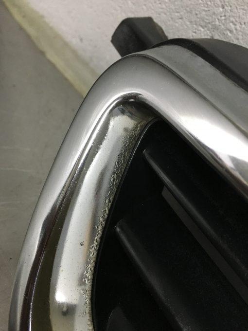 grill big H chrome Honda Civic