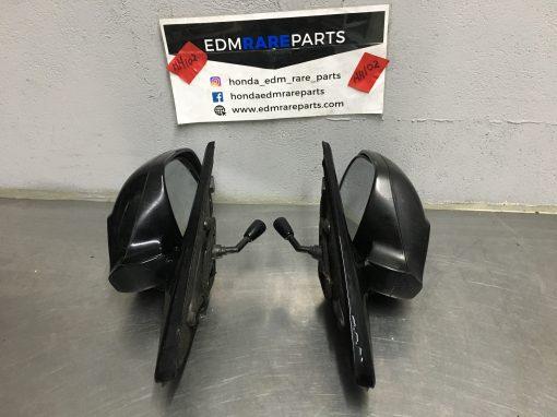 civic ek mirrors hatchback folding