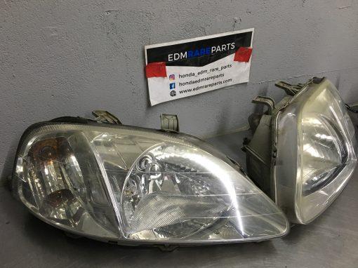 Edm headlights civic ek