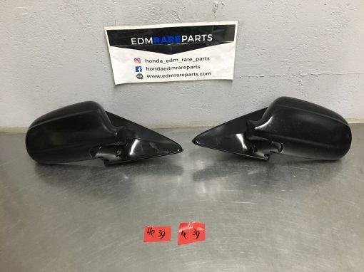 edm folded civic mirrors
