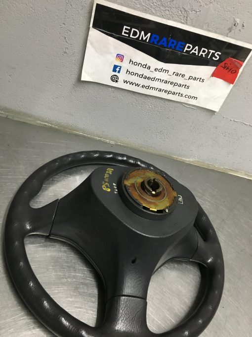 3 spoke steering wheel ek4