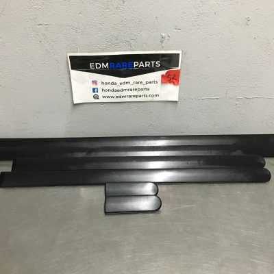 Sedan Civic Ek Moldings