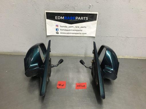 folded edm mirrors