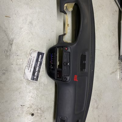 Edm Dashboard Civic Ek