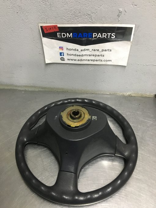 Edm honda steering wheel