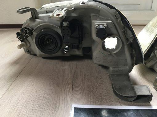 Ek4 headlights