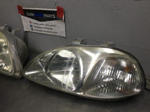 Left edm headlight